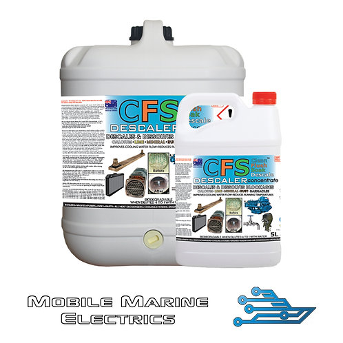 CleanAWORX CFS Descaler