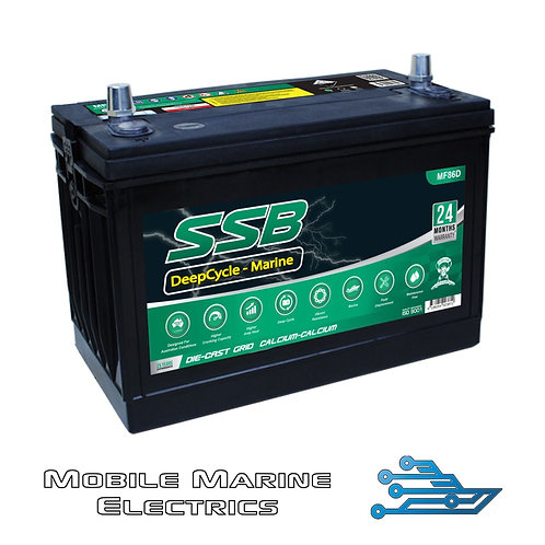 SUPERSTART MF86D DEEP CYCLE BATTERY