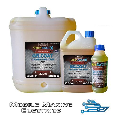 CleanAWORX Gel-Coat Restorer