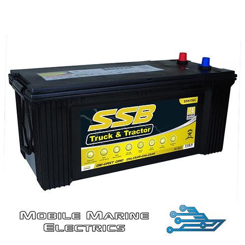 SUPERSTART SSN150C 4X4 TRUCK & TRACTOR BATTERY
