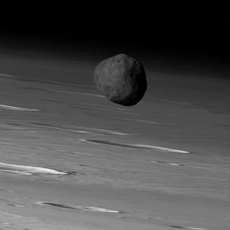 מיהו הירח הכי מהיר במערכת השמש?