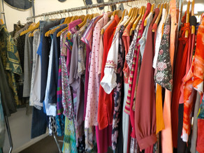 Pre-Loved Clothing
