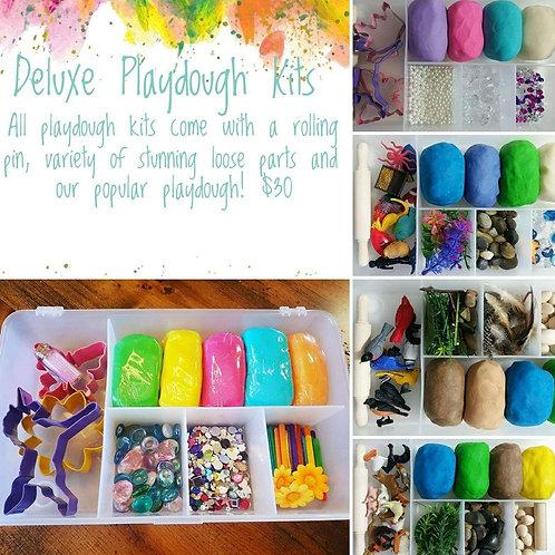 Deluxe Playdough Kits