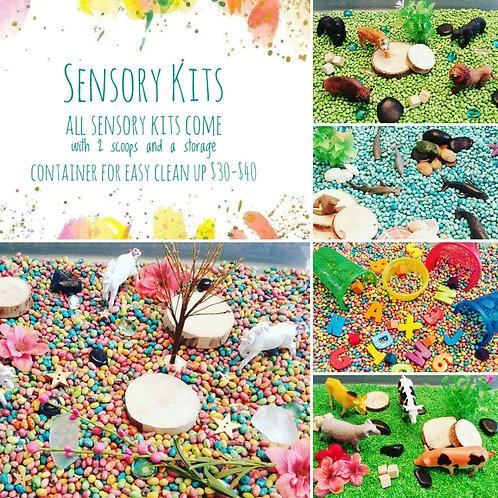 Sensory Kits $30