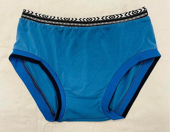 Blue Undies Size S