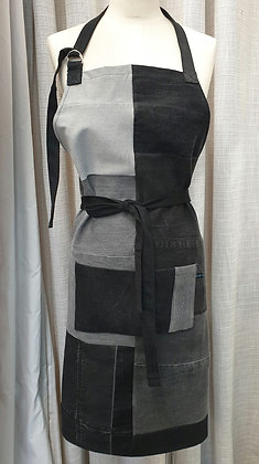 Recycled Denim Apron