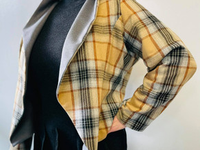 August 2021 Newsletter: $50 Off Wool Jackets This August!