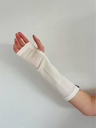 Cream Merino Gloves