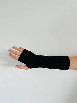 Black Merino Gloves