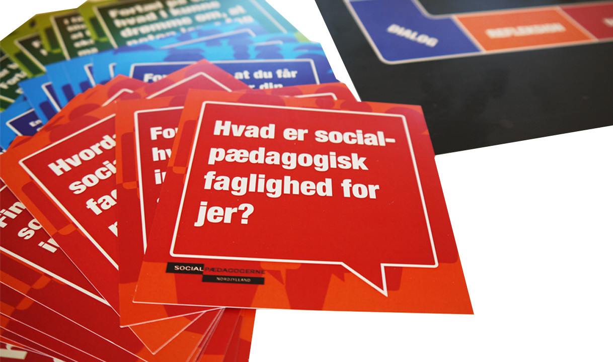 Spil Socialpædagogerne