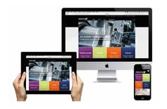 Website og redesign visuel identitet