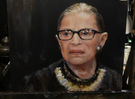 In Memory:  Ruth Bader Ginsburg