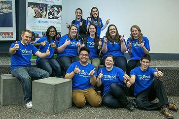 LTS Volunteers at Ontario Tech University