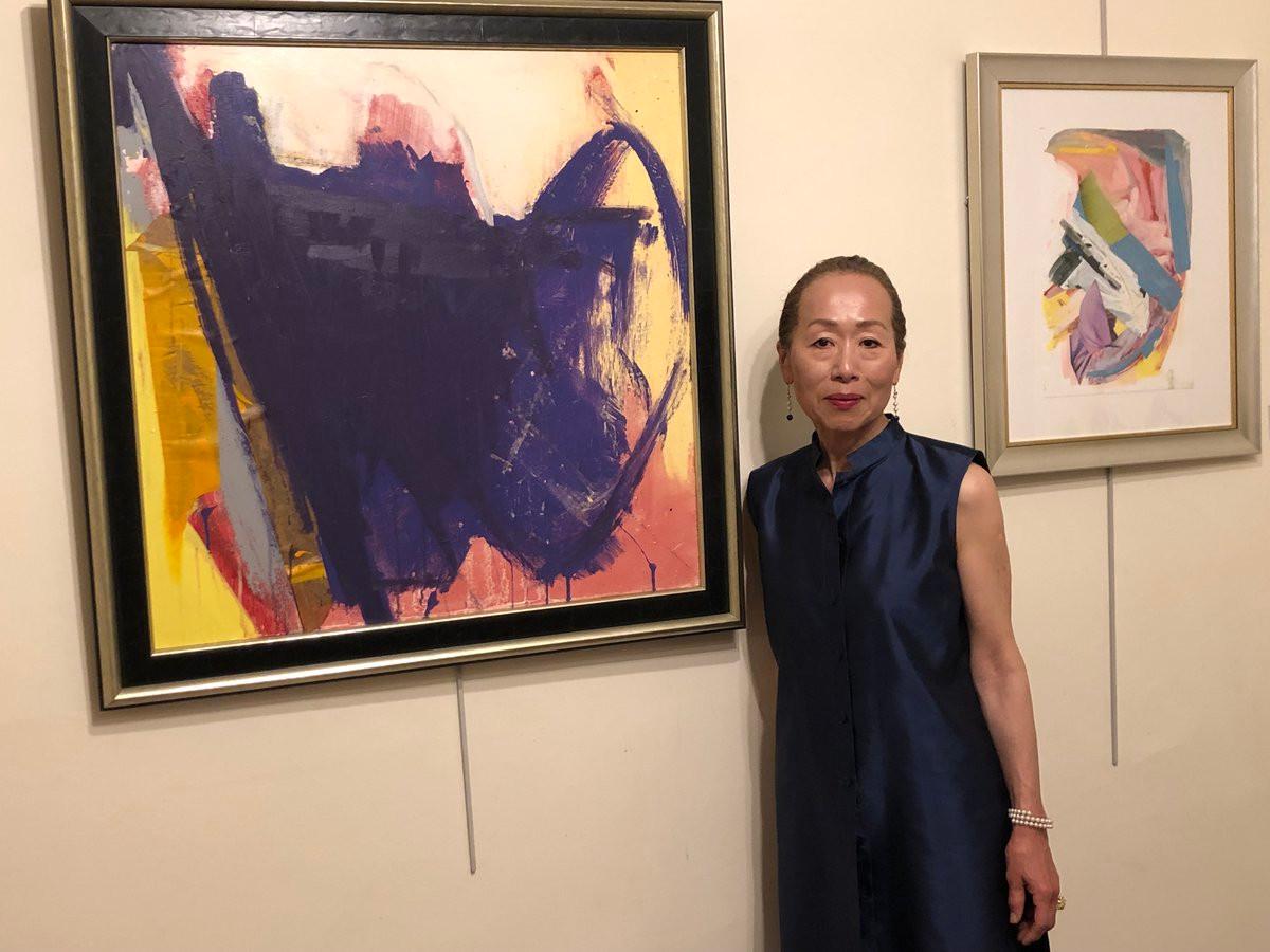 Curator, Tomoko Torii