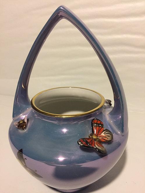 Art Deco Violet vase