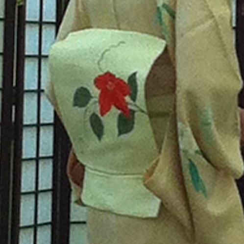 Summer obi Japanese sash