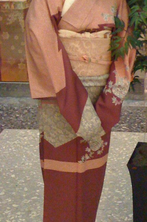 Homongi Tsugesage Kimono