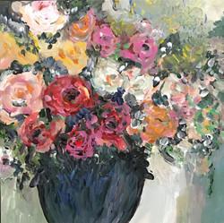 Flower pot 12 x 12