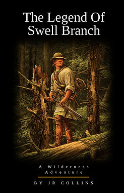 The Legend Of Swell Branch book cover 1.