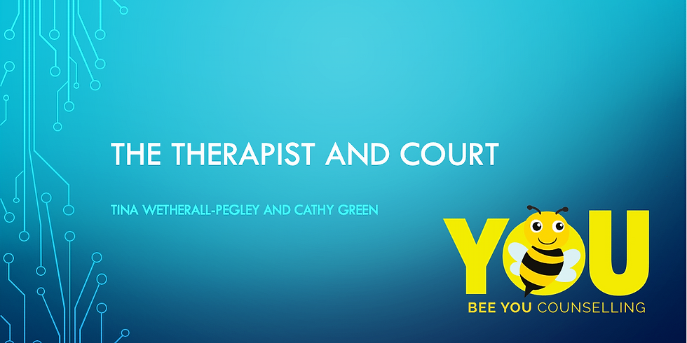 The Therapist and court