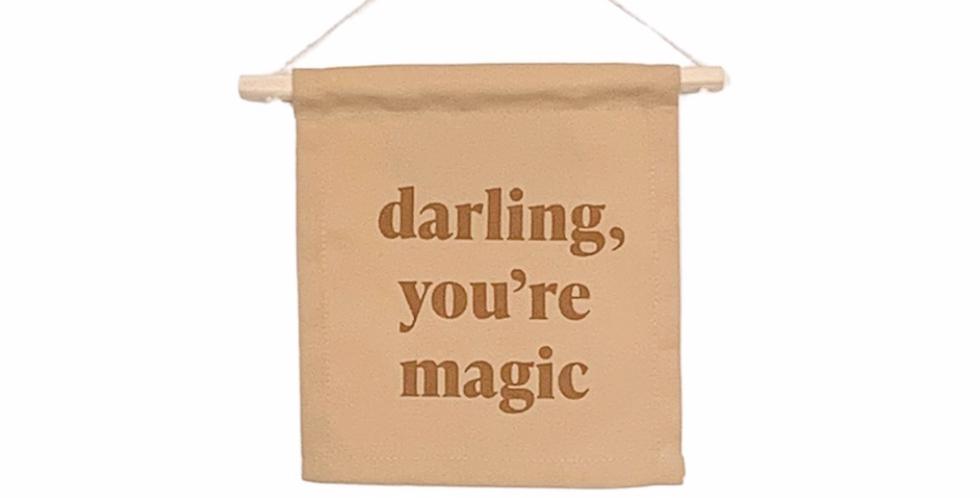 Darling You're Magic Hang Sign