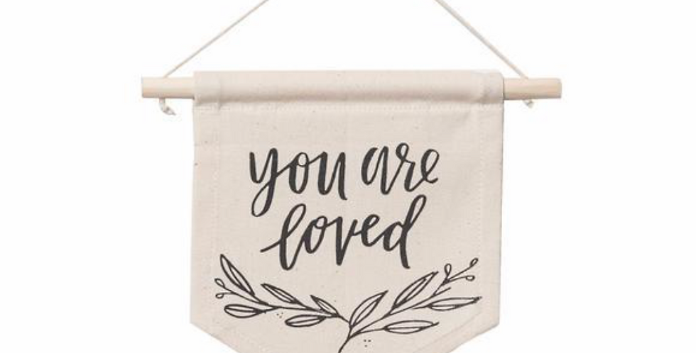 You Are Loved Hang Sign