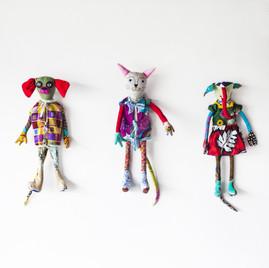 Bali Bag Dolls