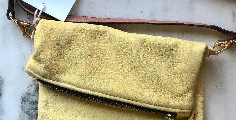 Essentials Crossbody Bag - Rustic Yellow