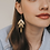Thumbnail: Chameli Earrings - Leaf Drop