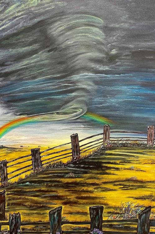 The Land Near Oz by Kristi Spiegel