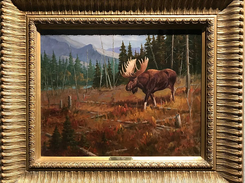The Rut by Ted Long