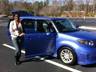 NEW BOOK, NEW CAR!!!