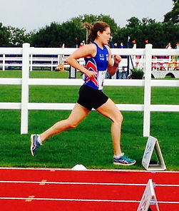 Pentathlon GB athlete Kate French