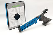 Surrey Modern Pentathlon Club laser pistol
