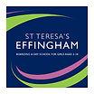 St Teresa's School logo