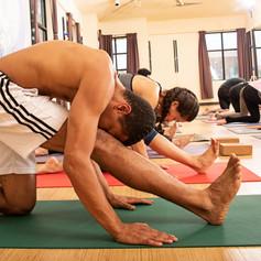 Warm and Gentle Yoga