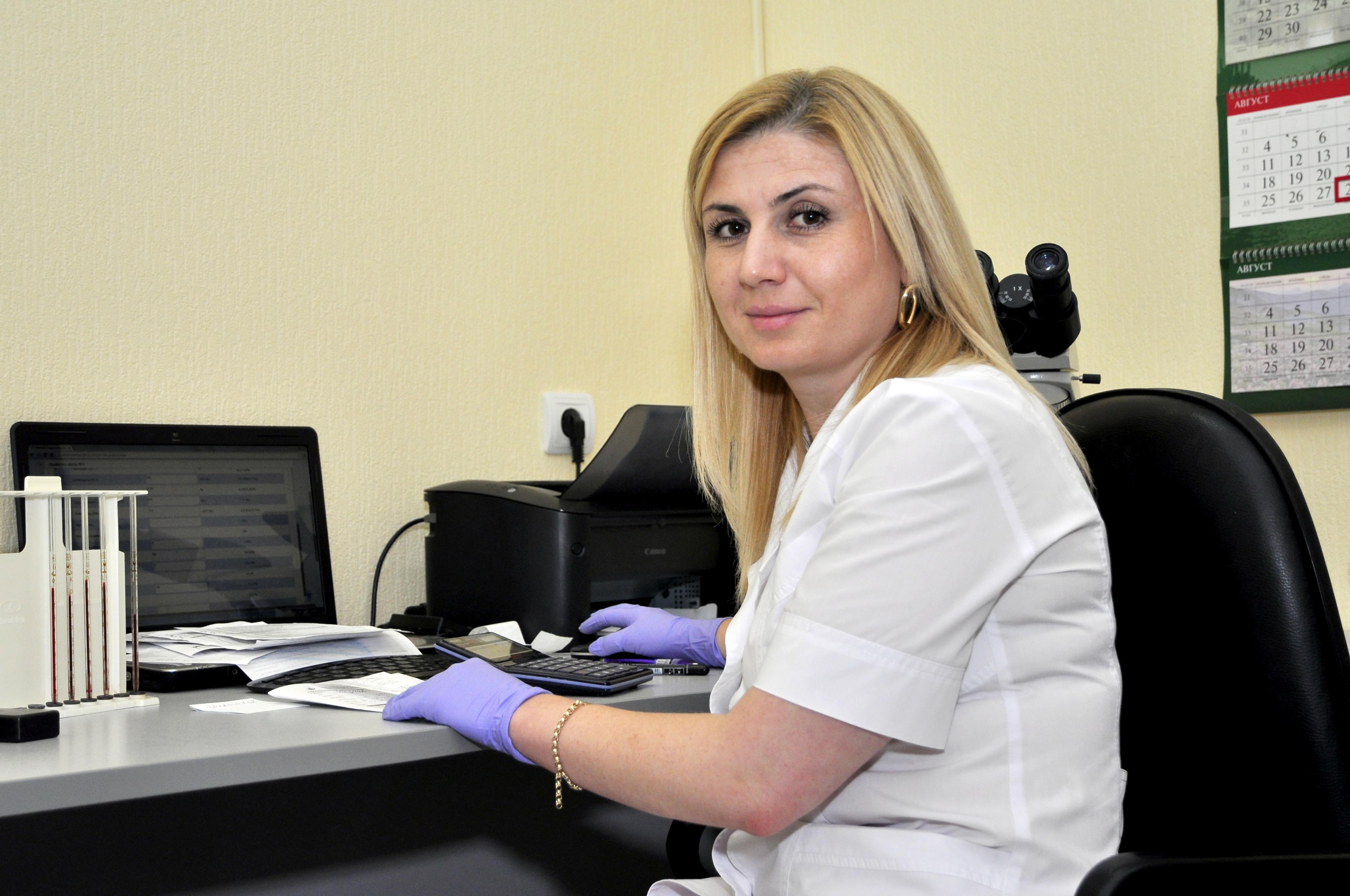 Алакаева Марьяна Магомедовна