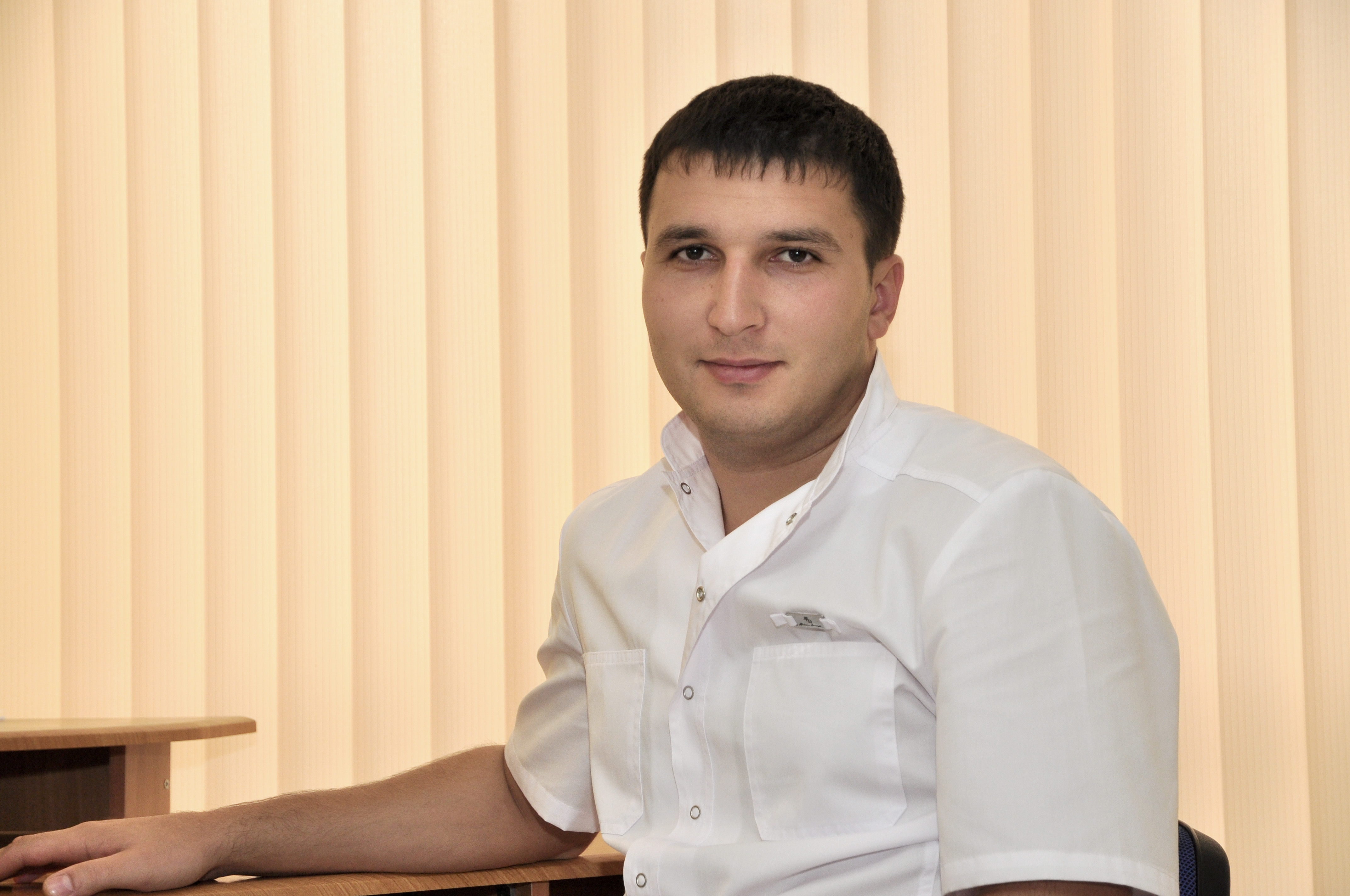 Айларов Игорь Бузиевич