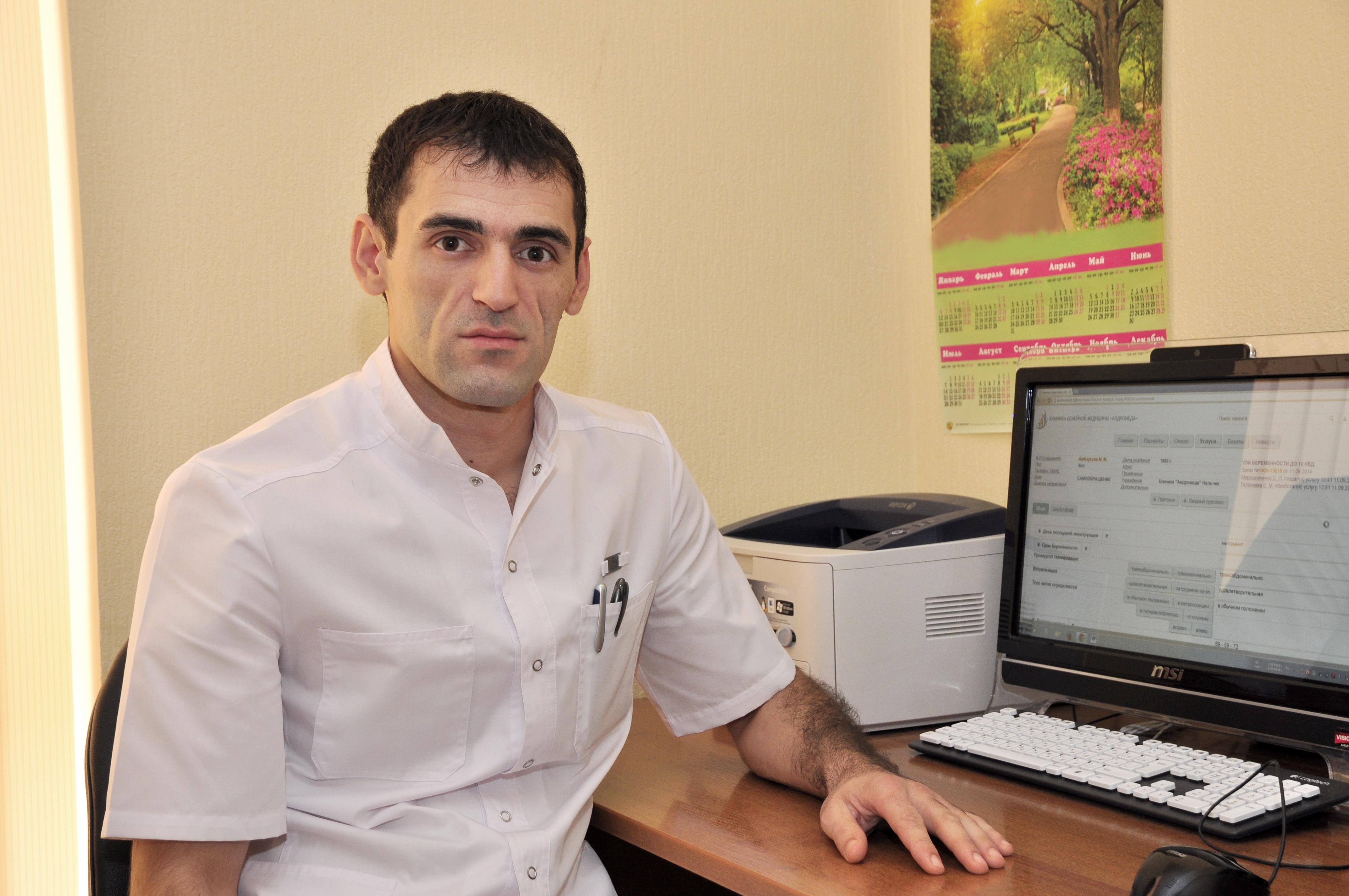 Нартоков Азамат Ахъедович