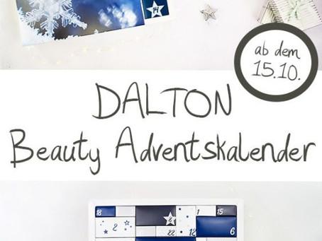 Dalton Weihnachtskalender 2020 in limitierter Stückzahl bei uns erhältlich. Preis:   79,90 €