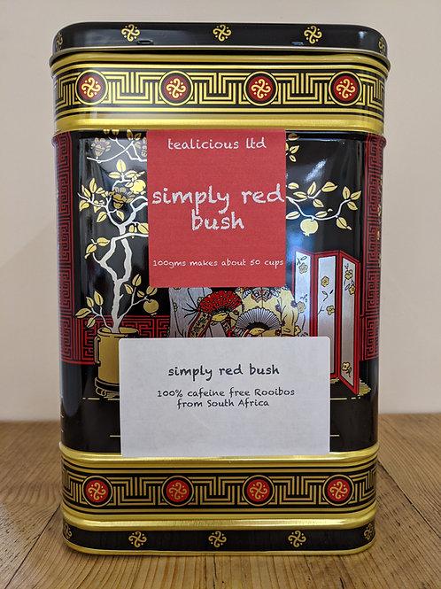 Tea - Red bush (loose-leaf) - 100g