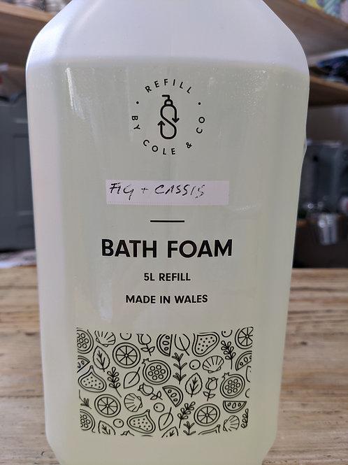 Cole & Co Bath Foam - 250ml