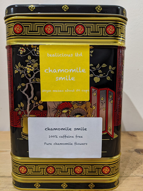 Chamomile Smile loose-leaf tea - 30g