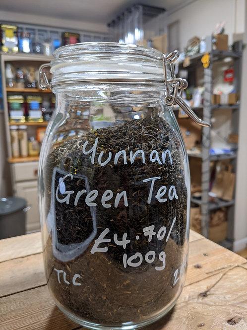 Loose-leaf 'Yunnan' Green tea - 100g