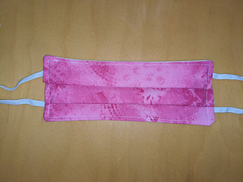 Small Face mask - 3-ply over-ear elastic