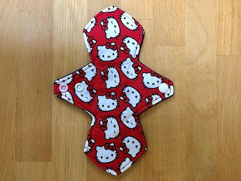 Reusable Cloth Menstrual Pad  8inch/20cm (Light)