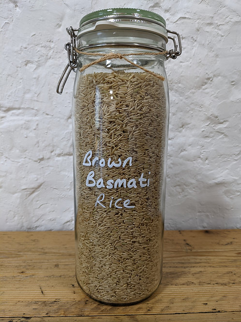 Brown basmati rice - 250g