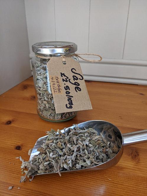 Sage (dried) - 10g