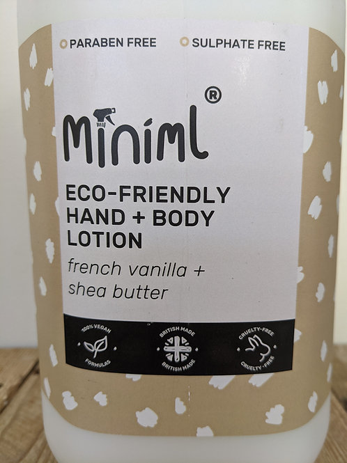 Hand & Body Lotion refill - 200ml/French vanilla and