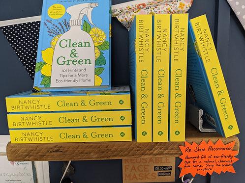 Clean & Green by Nancy Birtwhistle